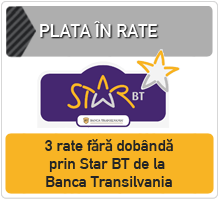 Plata in rate prin Star BT