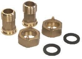 poza Set racorduri apometre 15mm-1/2