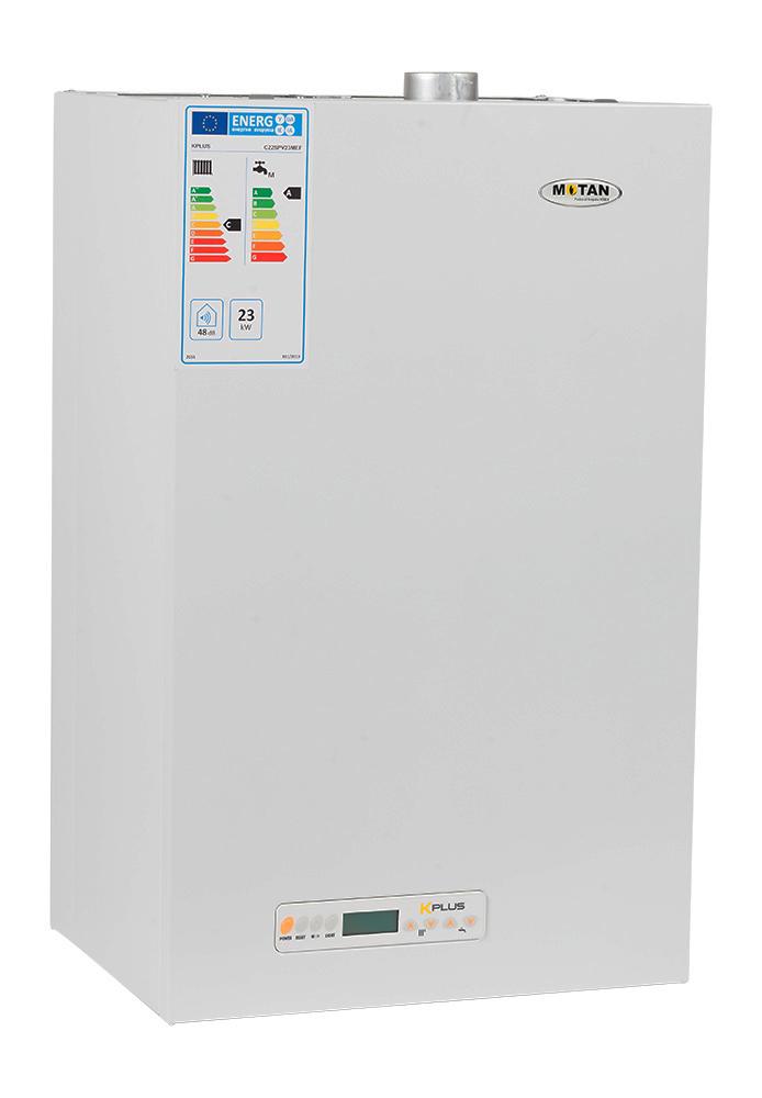 Centrala termica MOTAN KPLUS C22 SPV 23 MEF. Poza 10052
