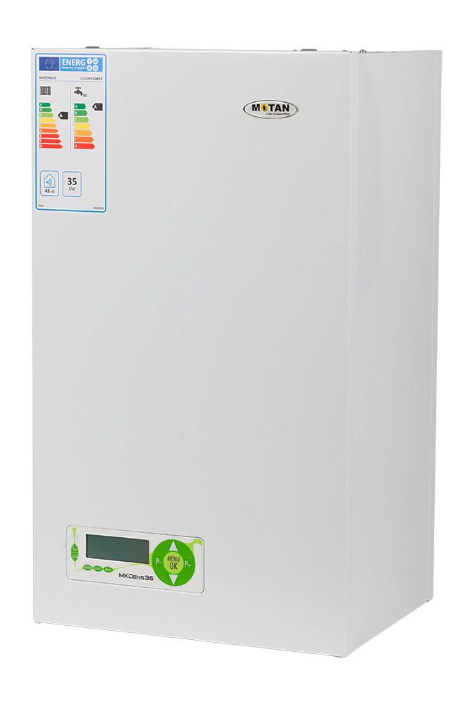 Centrala termica in condensatie MOTAN MK DENS 36. Poza 10059