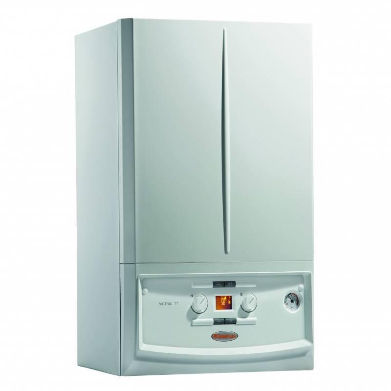 Centrala termica pe gaz in condensatie IMMERGAS VICTRIX 32 TT PLUS, doar incalzire, kit de evacuare inclus