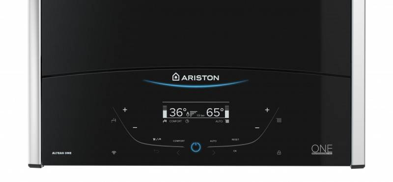 Centrala termica pe gaz in condensatie ARISTON ALTEAS ONE NET 24