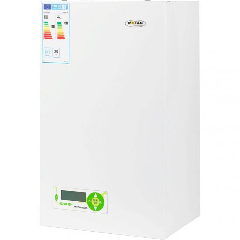 Centrala termica pe gaz in condensatie MOTAN MK DENS 25, kit evacuare inclus