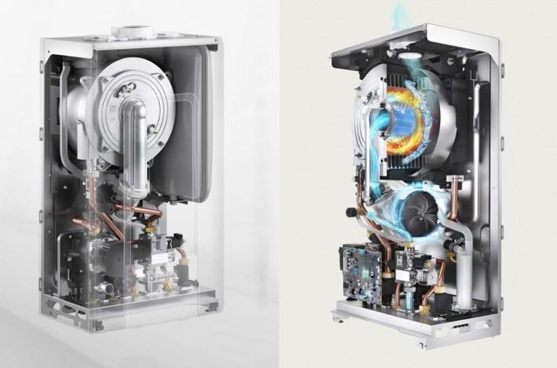 Poza Centrala termica pe gaz in condensatie Beretta Mynute X 30R MTN