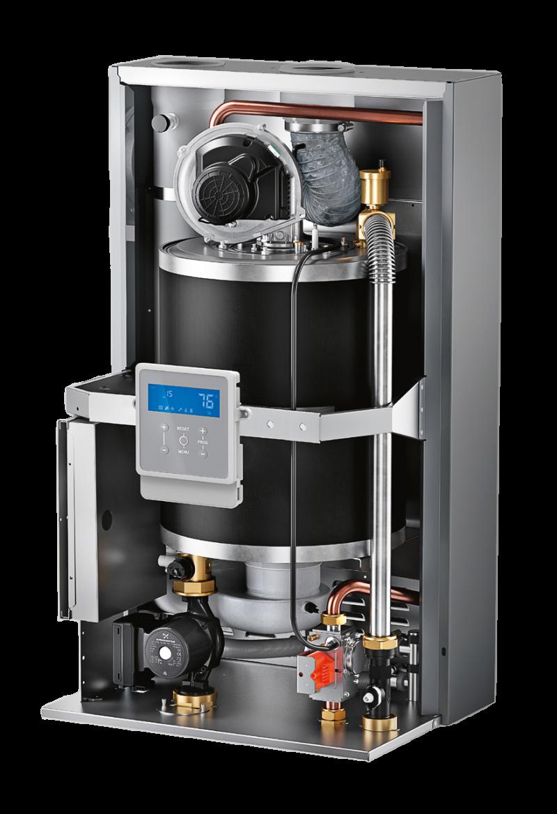 Poza Centrala termica pe gaz in condensatie Beretta Power Max 130