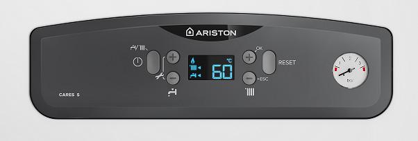 Poza Centrala termica in condensatie ARISTON CARES S 24