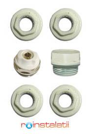 Set accesorii calorifere aluminiu