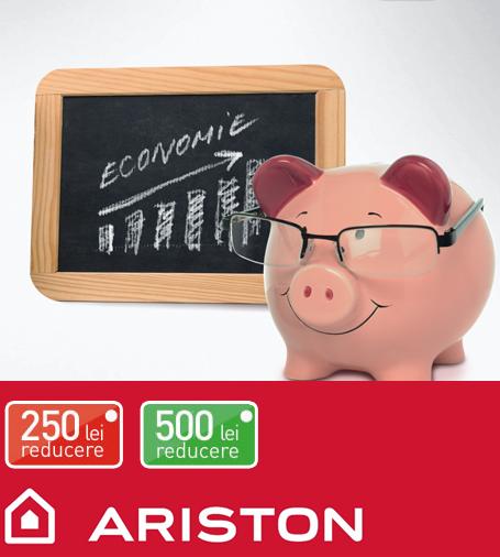 Galerie foto Promotie Buy-Back Ariston. Economiseste pe termen lung!