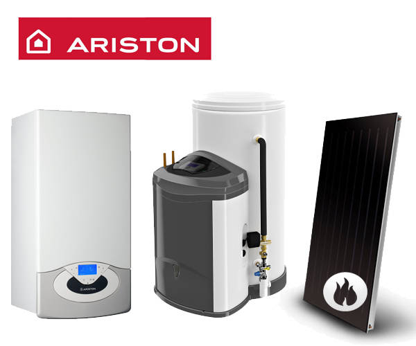 Centrala in condensare ARISTON Genus Premium EVO System 30 + KAIROS FAST CF-CD 1/200