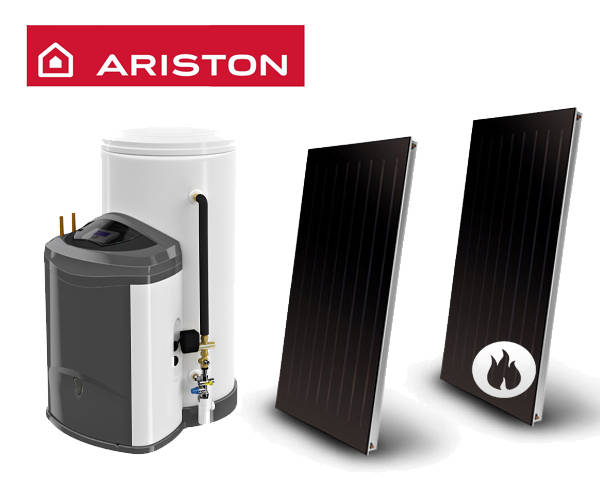 Sistem solar ARISTON KAIROS FAST CD1 200-2 TT