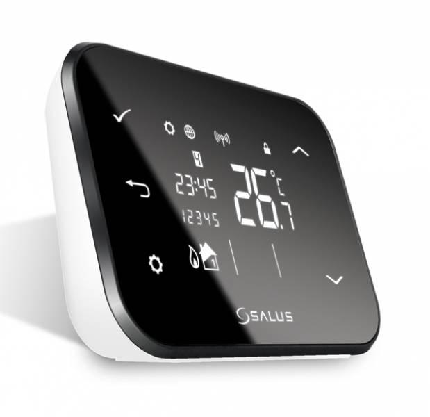 Termostat de ambient SALUS IT500 controlat prin internet