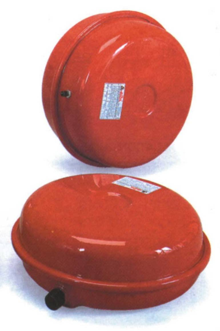 Vas de expansiune pentru incalzire ELBI ERP 385/7 L