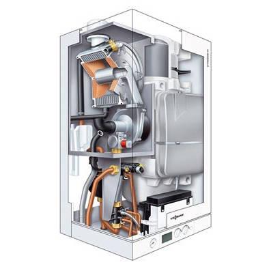 Centrala termica in condensare VIESSMANN Vitodens 111-W 35 kw
