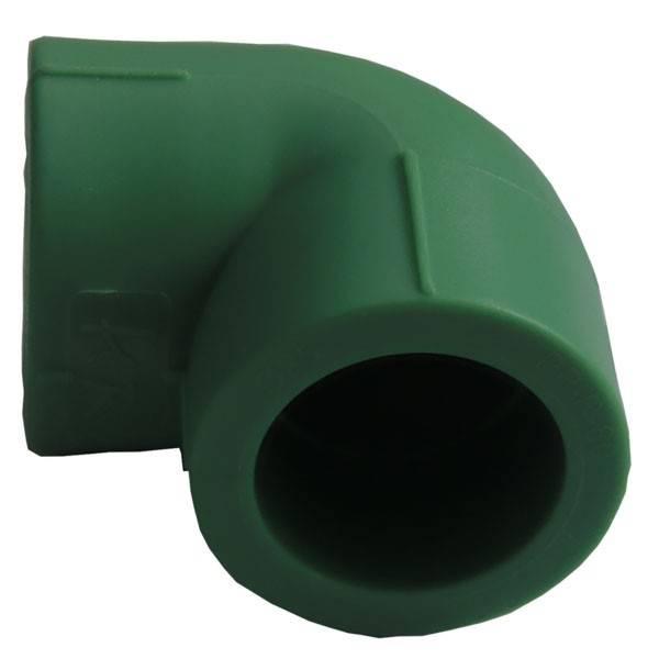 Cot  PPR verde 63x90