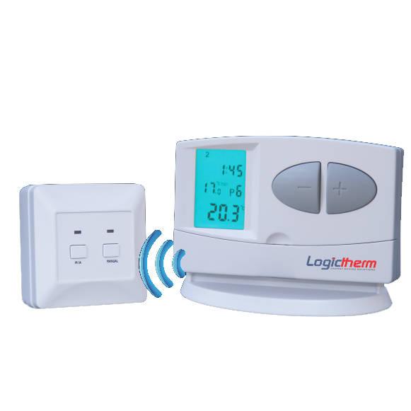 Termostat de ambient fara fir LOGICTHERM C7 RF