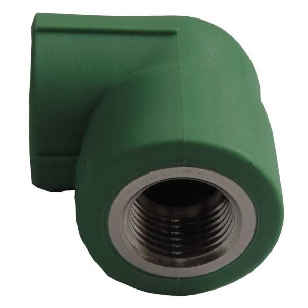 Cot PPR verde 25x1/2 FI