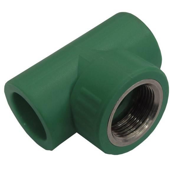 Teu PPR verde 25x3/4 FI