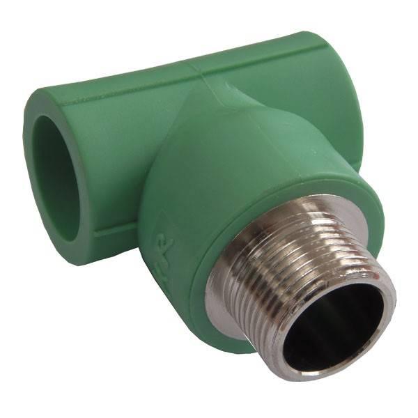 Teu PPR verde 25x3/4 FE