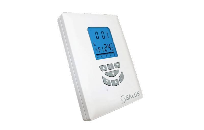 Termostat de ambient cu fir SALUS T105