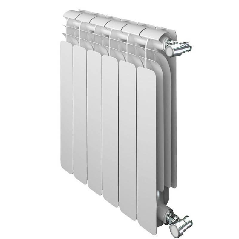 Calorifer din aluminiu FARAL MARANELLO 600