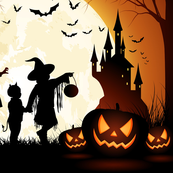 Transport gratuit de Halloween!