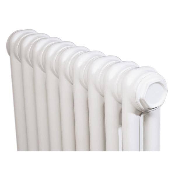 Element calorifer tubular Tesi 2  h 300 mm