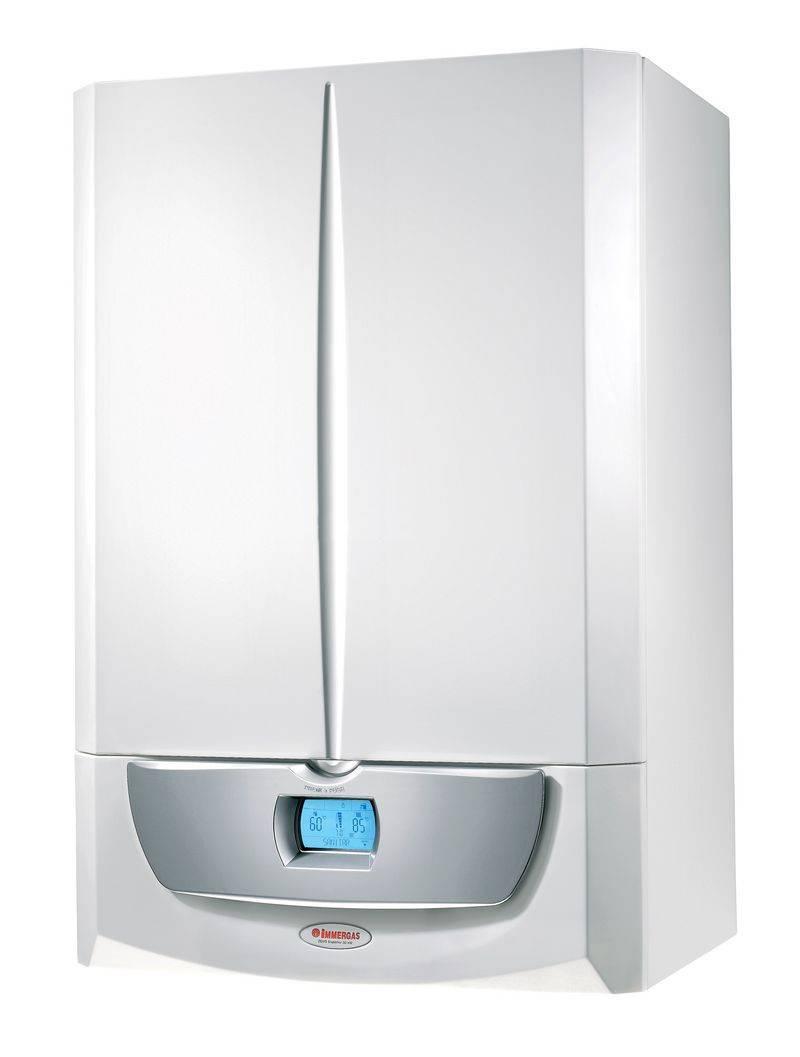 Centrala in condensatie IMMERGAS Victrix Zeus Superior 32kw + boiler de 54l