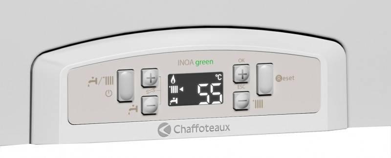 Centrala termica in condensare CHAFFOTEAUX INOA GREEN