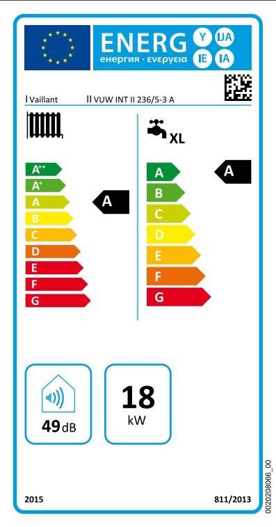 Centrala termica in condensatie Vaillant ecoTEC pro VUW INT II 236 5 3