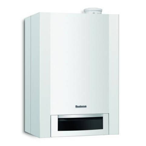 Centrala termica pe gaz in condensare cu boiler BUDERUS LOGAMAX PLUS GB 172i 24T50 24kW