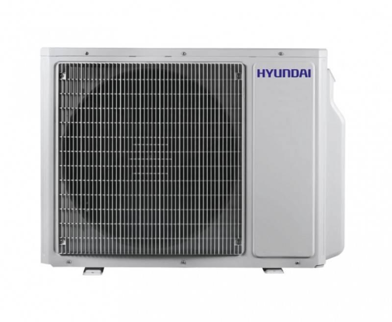 Aparat aer conditionat multisplit HYUNDAI, inverter 7000+7000 BTU. Poza 8245