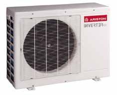 Aparat aer conditionat ARISTON ALYS PLUS 35 inverter 12000 BTU, Clasa A++, Ultra Silent