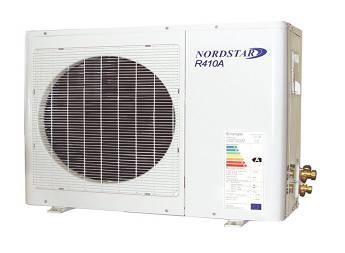 Aparat aer conditionat NORDSTAR CS-35V3A-1C156AY4J-W3 inverter 12000 BTU, Clasa A++ WiFi Ready