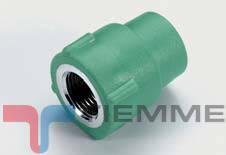 Racord PPR GreenLine 25*3/4 FI