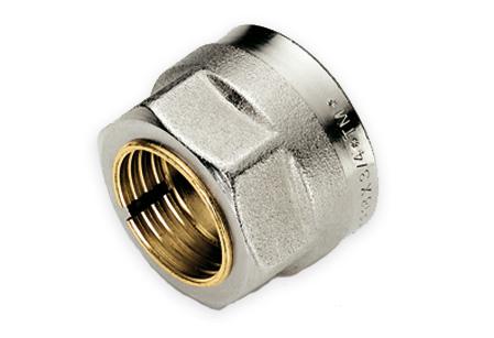 Adaptor pentru tub CUPRU 15-3/4