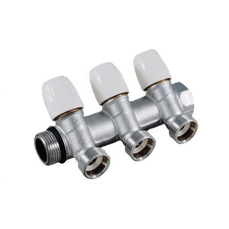 Colector MAXIMA 1 cu robineti 1/2 - 2 CAI