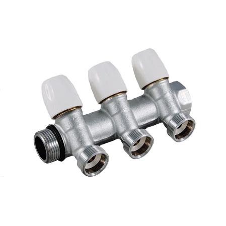 Colector MAXIMA 3/4 cu robineti 3/4 - 4 CAI