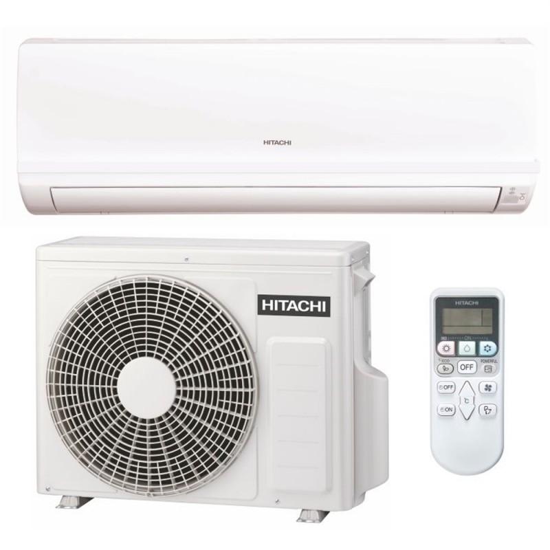 Aparat de aer conditionat Hitachi Eco-Confort RAK25PEC/RAC25WEC, Inverter, 9000 Btu/h , Clasa A++. Poza 9562