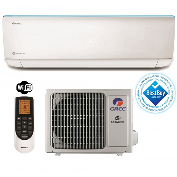 Poza Aer conditionat GREE BORA GWH09AAB inverter 9000 BTU