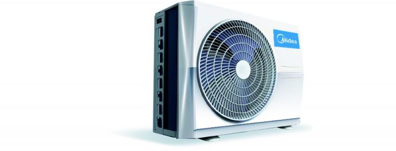 Aparat de aer conditionat Midea Blanc Full DC MSMABU-12HRFN1-QRD0GW, Inverter, 12000 Btu/h , Clasa A++. Poza 9679