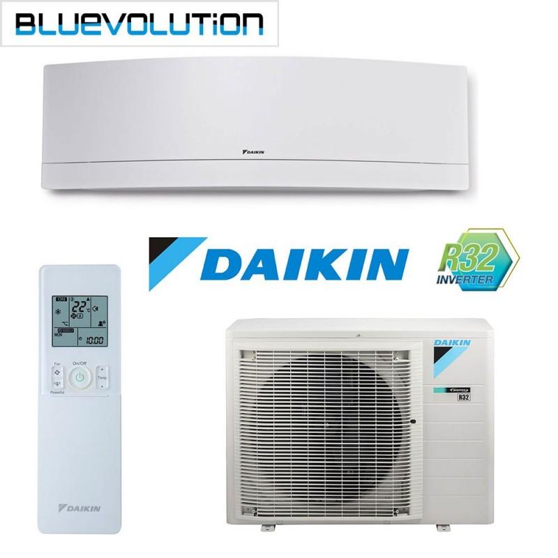 Aparat aer conditionat DAIKIN Emura Bluevolution FTXJ35MW-RXJ35M, White, Inverter 12000 BTU, Wi-Fi, Clasa A+++. Poza 9791