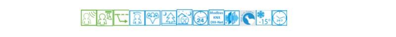 Poza Aparat aer conditionat DAIKIN Perfera Bluevolution FTXM20M-RXM20M, Inverter 7000 BTU, Wi-Fi Ready, Clasa A+++