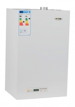Poza Centrala termica pe gaz conventionala MOTAN MAX OPTIMUS C17SPV31MEF-ERP, 31 kw, kit evacuare inclus. Poza 10064
