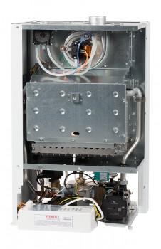 Poza Centrala termica pe gaz conventionala MOTAN MAX OPTIMUS C17SPV31MEF-ERP, 31 kw, kit evacuare inclus. Poza 10065
