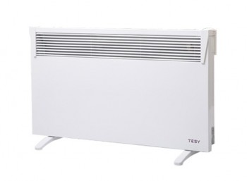 Convector electric TESY de pardoseala 500W, termostat mecanic