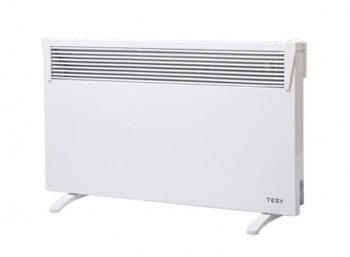 Convector electric TESY de pardoseala 2500W, termostat mecanic