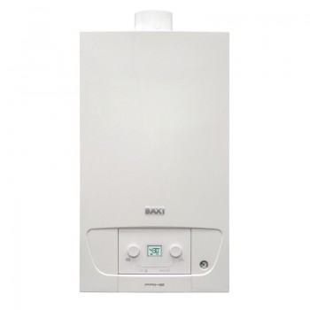 Centrala termica pe gaz in condensatie BAXI PRIME 24, kit evacuare inclus