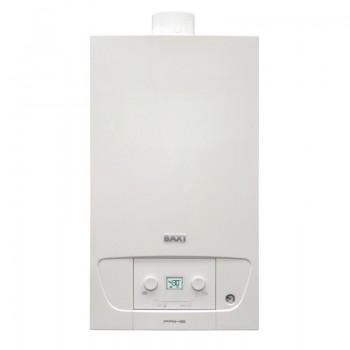 Centrala termica pe gaz in condensatie BAXI PRIME 28, kit evacuare inclus