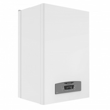 Centrala termica pe gaz in condensatie ARISTON CLAS B ONE 24 cu boiler 40 l, kit evacuare inclus