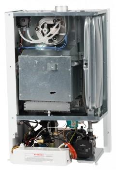 Poza Centrala termica pe gaz conventionala MOTAN SIGMA 31 kw Erp, kit evacuare inclus. Poza 10069